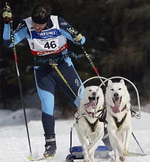 ПУЛКА (ski-pulka races)